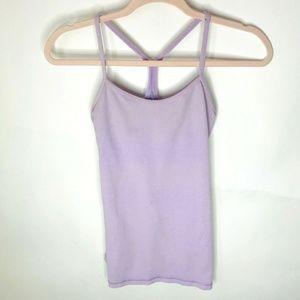 Lululemon Violet Women's Athletic Tank Top Size 4
